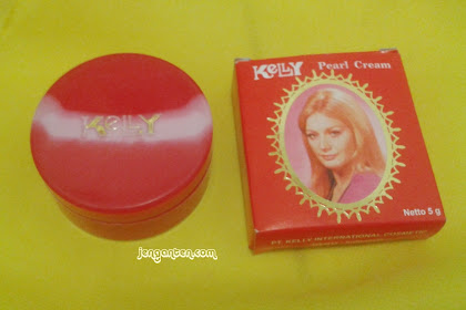 Re-Review Kelly Pearl Cream