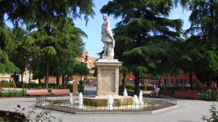 Estatua de Fernando VI