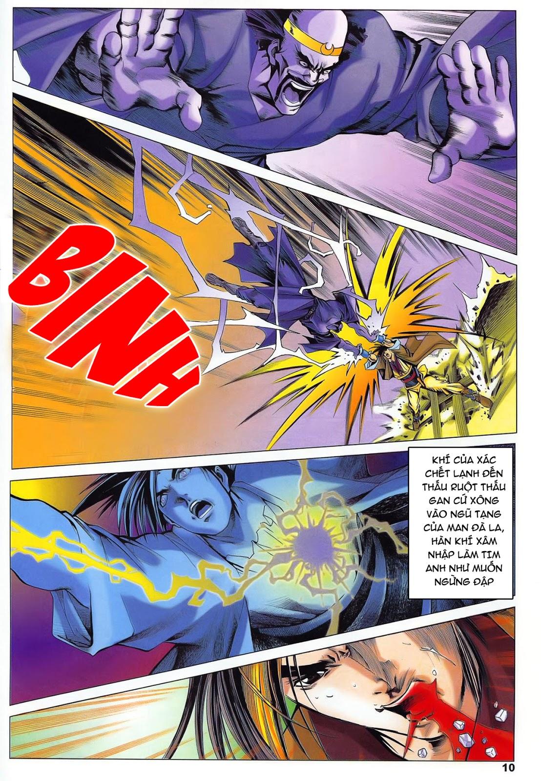 Lục Đạo Thiên Thư chap 36 - Trang 10