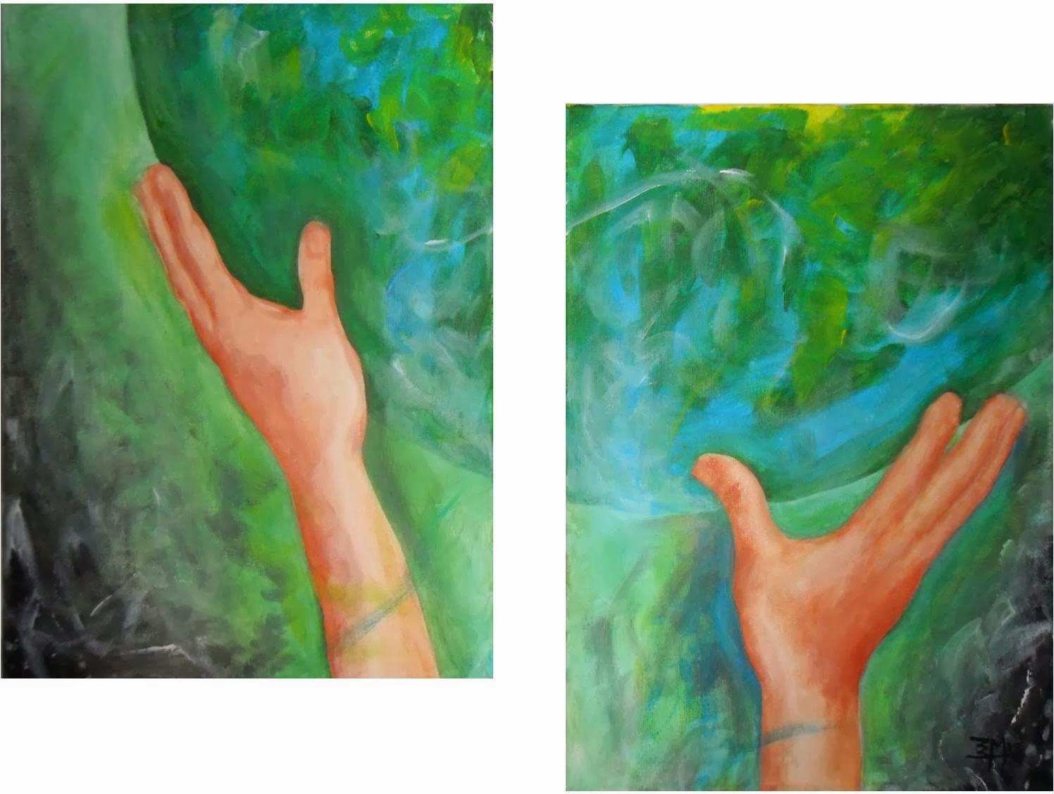 Arte Abstracto - Expresionismo Abstracto - @eliasmons - eliasmonsalve.com - Atlas