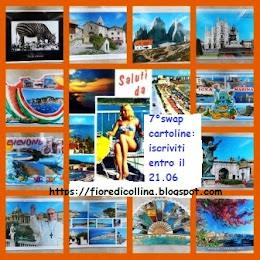 7° Swap Cartoline by Fiore (scadenza iscrizione 21 giugno 2019)