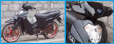 Modifikasi Suzuki Shogun 110_Body Costum Variasi 2-Gambar Foto