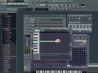 Fruity Loops 8, produtor musical, produção musical, FL studio, Fruity loops studio 8, FL studio 8.