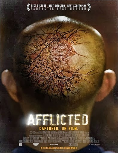 Afflicted (2014) [Latino]