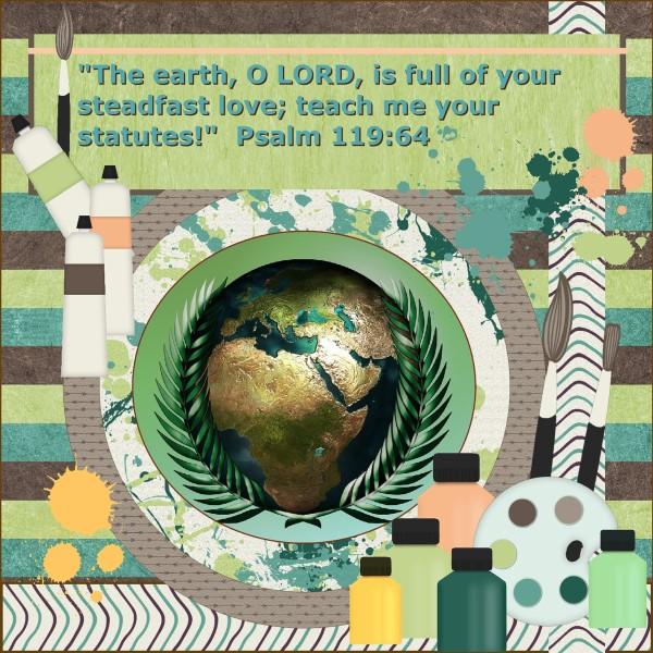 Feb. 2016 - Earth