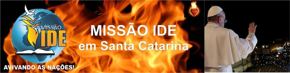 Missão IDE - Santa Catarina
