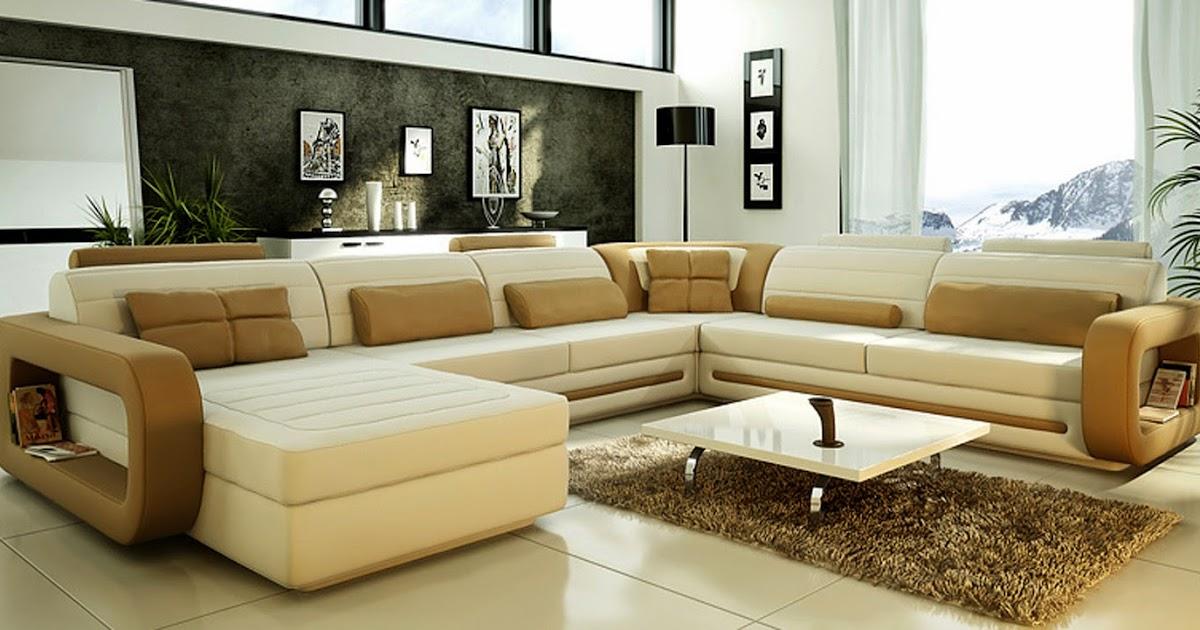 New Fashion In: Sofa Set Design 2014.