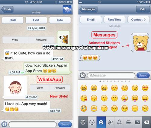 Envia nuevos emoticones con Stickers Free for WhatsApp