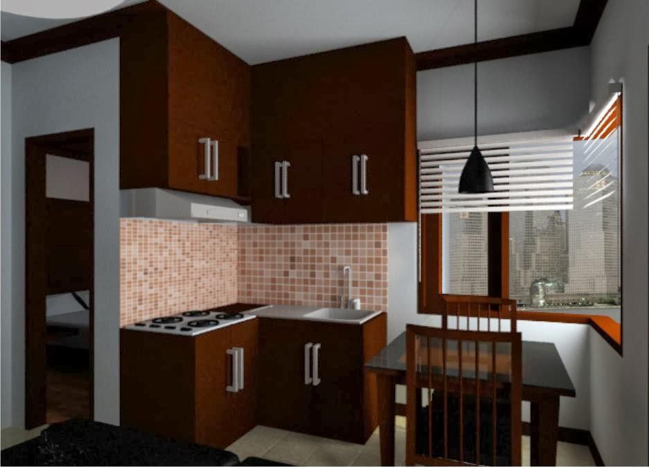 dapur minimalis dan modern