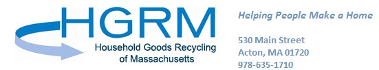 HGRM: Household Goods Recycling of Massachusetts