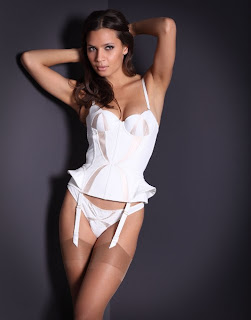 Agent Provocateur Photo Shoots, Agent Provocateur Bridal Collection