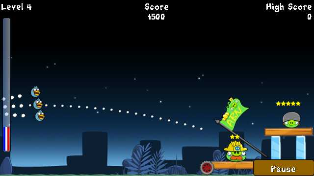 Download Angry Birds for Nokia