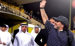 Diego Maradona Resmi Di Pecat Dari Pelatih
