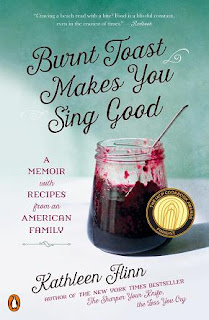 Burnt Toast Makes You Sing Good  paperback cover