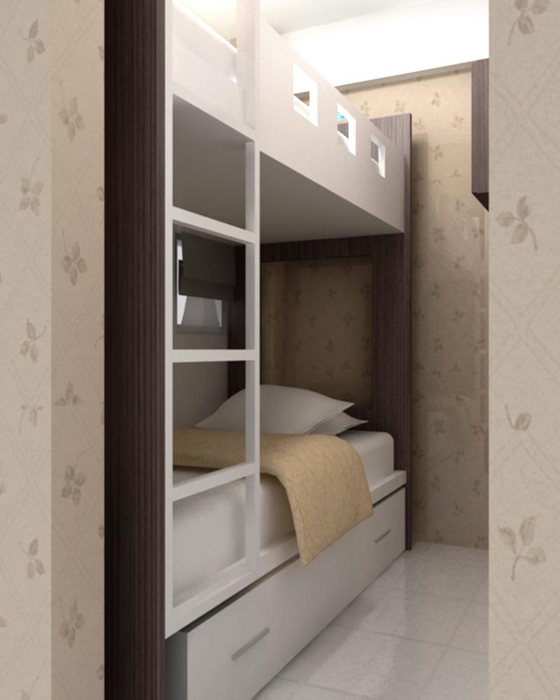 Design Interior Apartemen Di Bandung