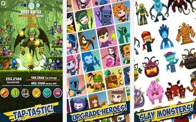 Game Tap Titan Terbaik Android