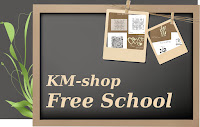 KM-shop Free School.