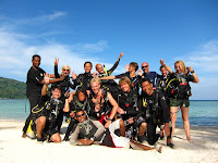 IDC, IE, PADI, Instructor Course, Professional Level