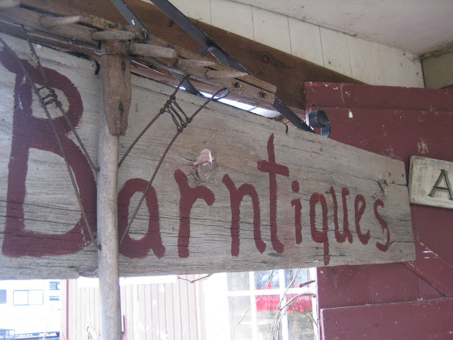 Barntiques .. Your Source for Fresh off the Farm Aniques