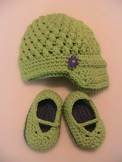 Tampa Bay Crochet: Free Crochet Pattern: Crochet Mary Jane