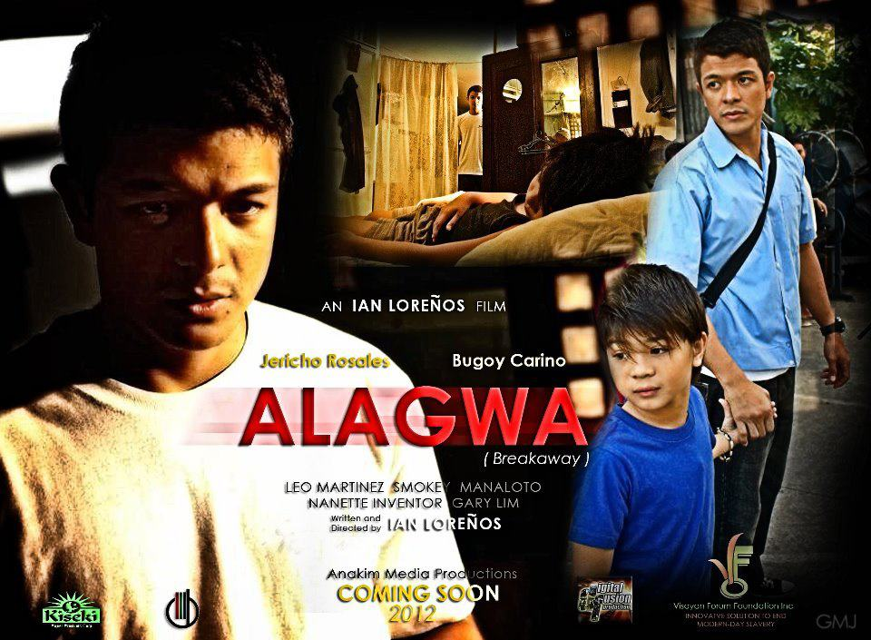 Best supporting actor bugoy cariño - alagwa