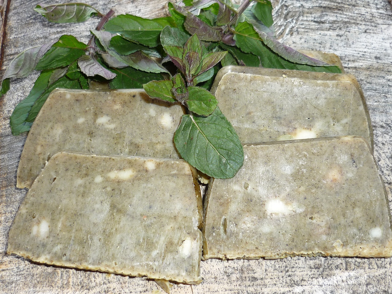 Sapun Natural Menta&Lemongras -20 lei