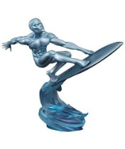 Silver Surfer Character Review (Statue)