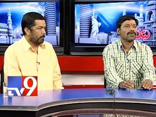 Posani & Akula Shiva in Varadi Live Show