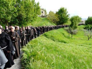 Marcia Francescana: Assisi 2011