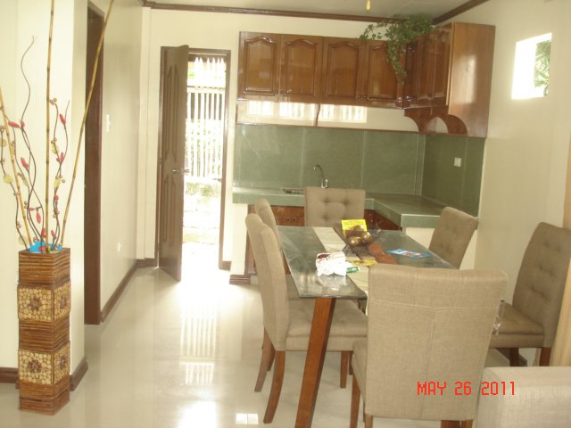 Home interior designs of royal residence iloilo houses by - Small condo interior design philippines ...