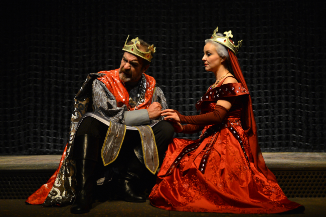 an analysis of fear in the play macbeth Get free homework help on william shakespeare's macbeth: play summary,  scene summary and analysis and original text, quotes, essays, character analysis ,.