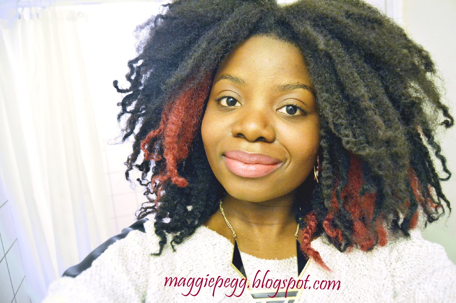 Crochet braids- Havana twist out with marley hair - StyleByMaggs