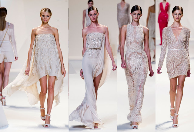 Best of paris fashion week ss 2013 elie saab valentino and chanel
