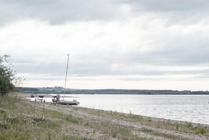 zalew w mietkowie łódki