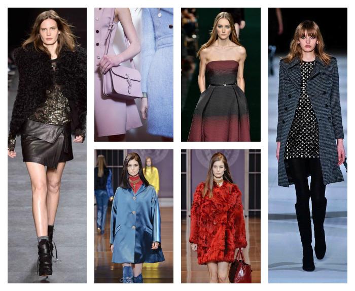 avance otoño invierno moda 2014 2015