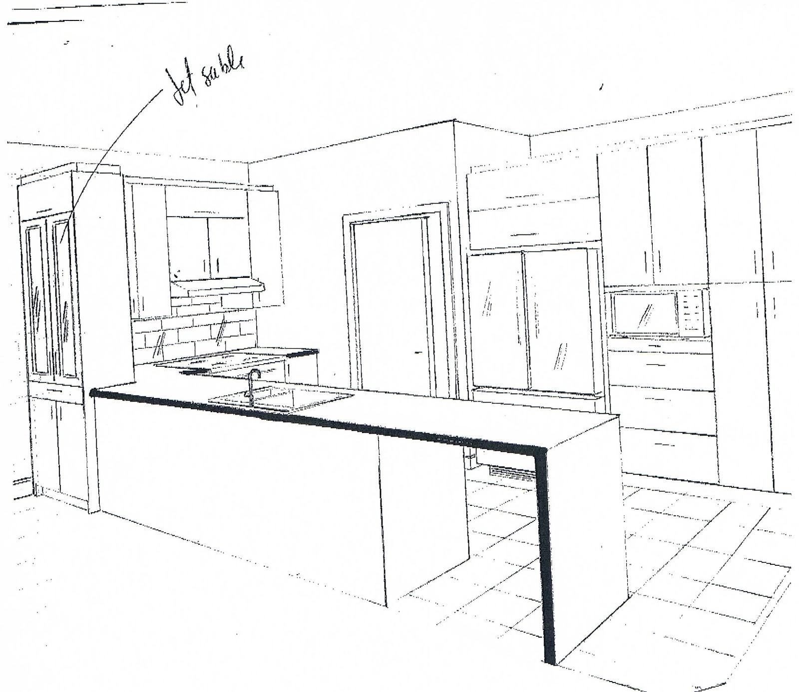 Dessiner plan cuisine cuisine dessiner plan cuisine - Dessiner son plan de maison en ligne ...