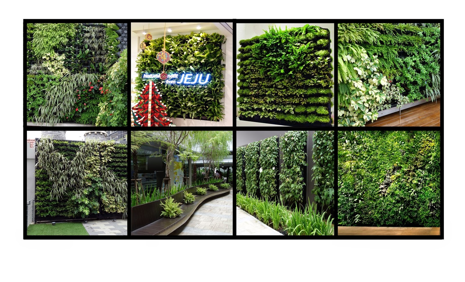 Backyard Nursery System : Innovative Interior and Landscape Products and Services by Technic