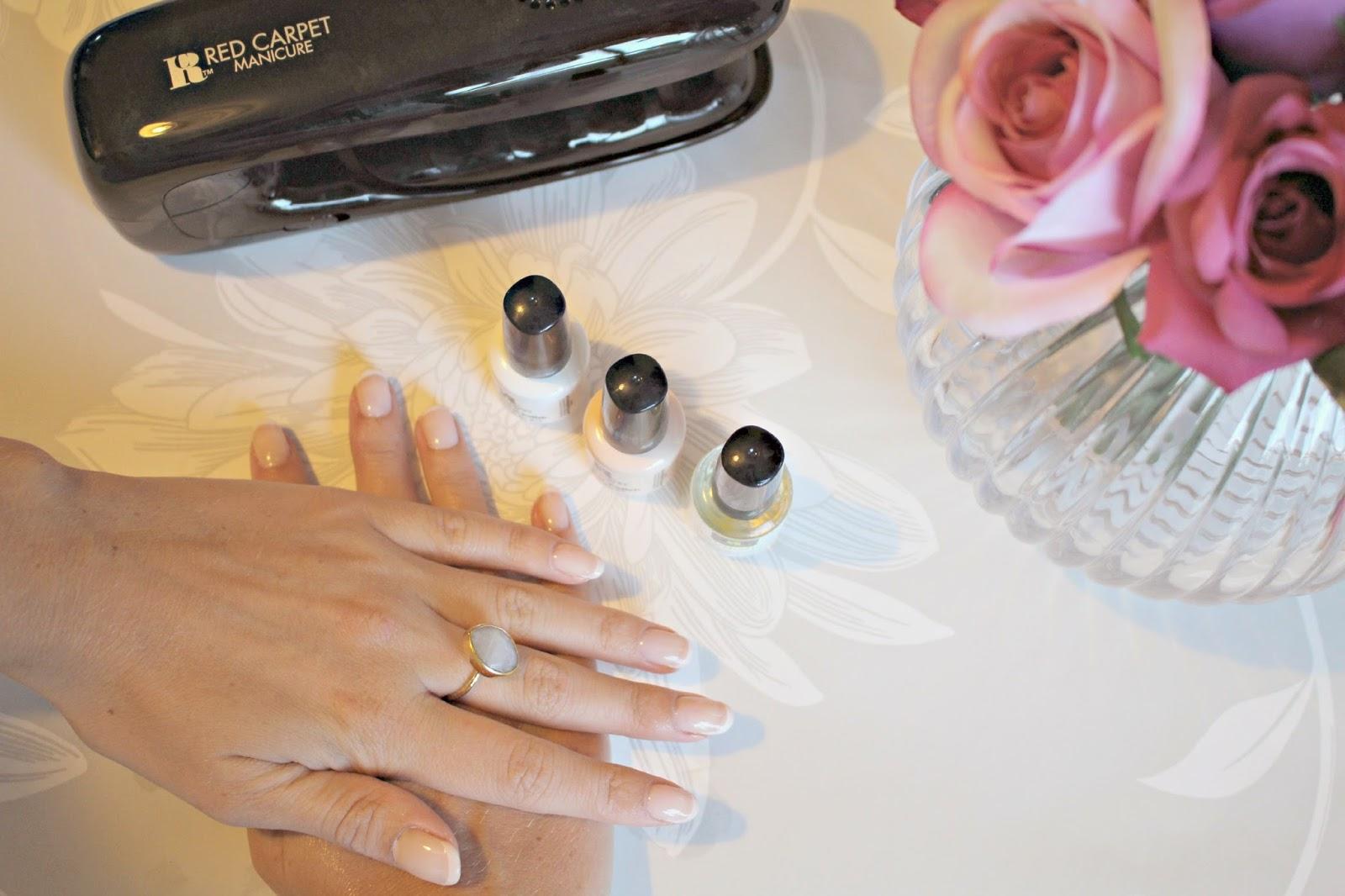 DIY French Manicure - Gel Nails Tutorial - Fashion Mumblr