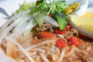 laksa beras