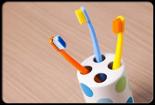 حافظات فرش الاسنان