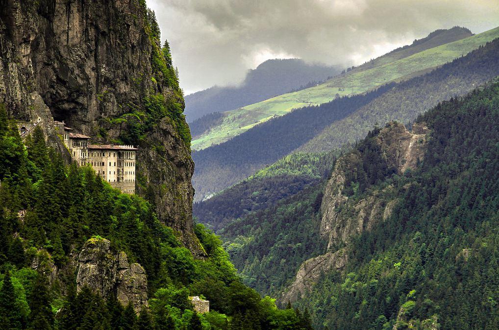 Sümela Monastery, Turkey