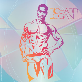 Richard Logan vector illustration by Kai Karenin