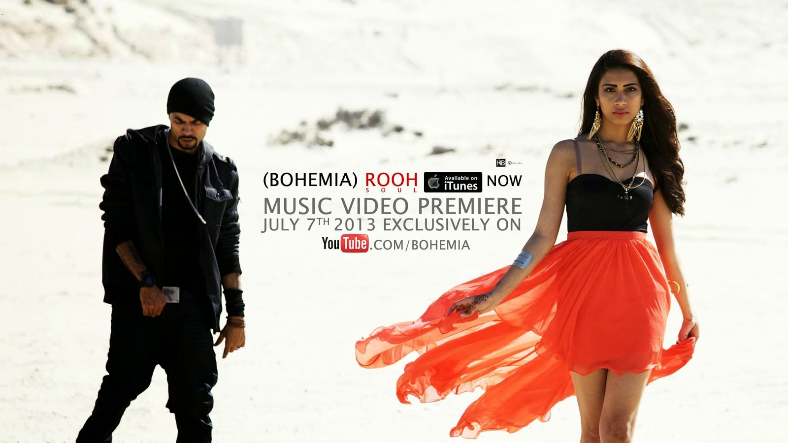 Bohemia The Punjabi Rapstar Bohemia Wallpaper