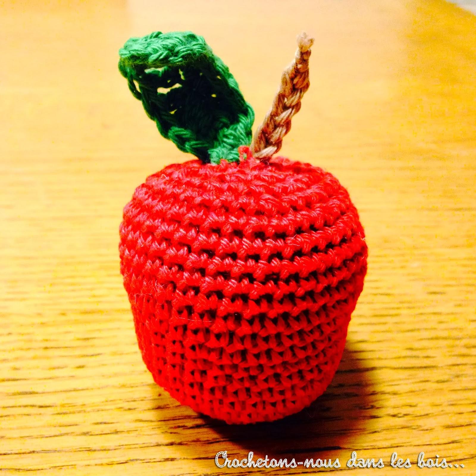 Pomme Crochet Dinette