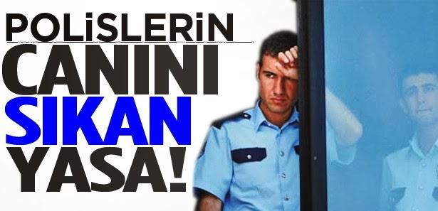 Polisin Canını Sıkan Yasa!