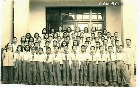 Lớp 5A-1953