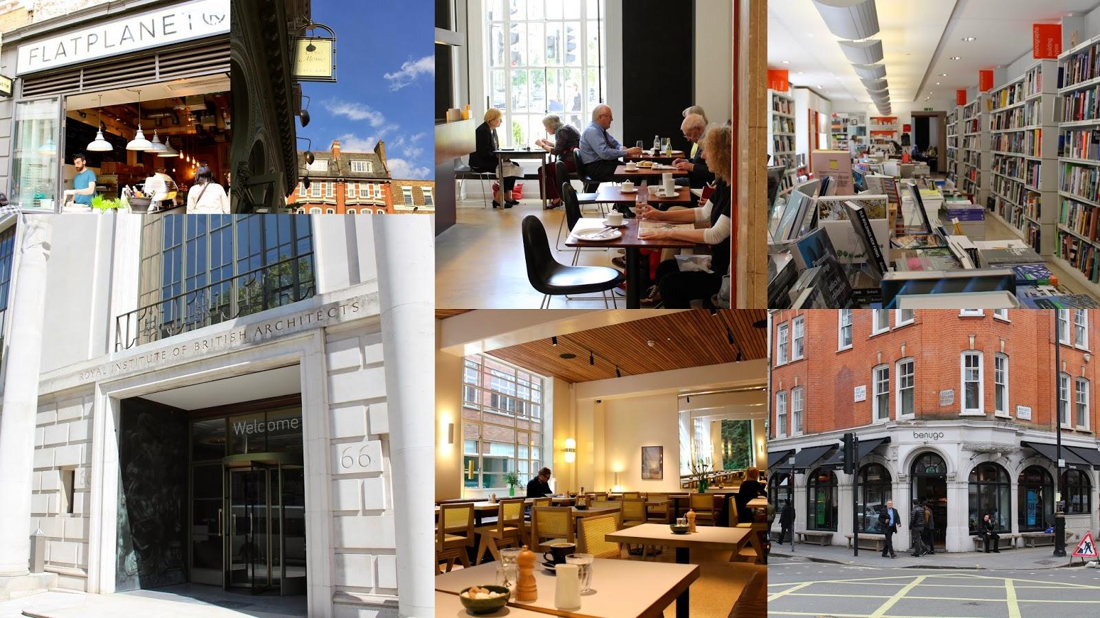 London free wifi study spots