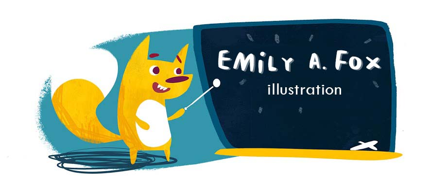 Emilyafox Illustration