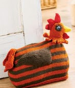 http://www.letsknit.co.uk/free-knitting-patterns/knitted_chicken_doorstop1