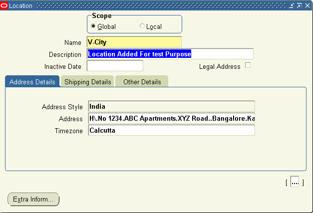 how to add additional address on wix